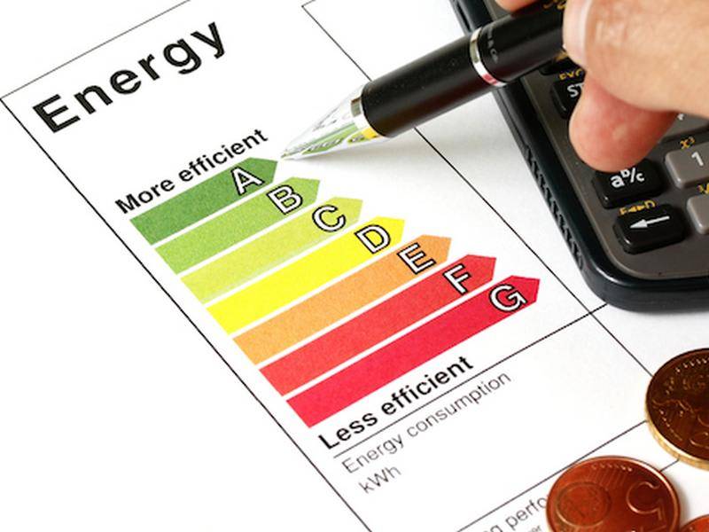 efficienza energetica etichette
