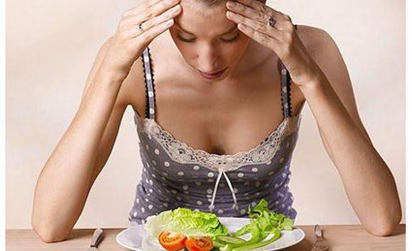 problemi con il cibo
