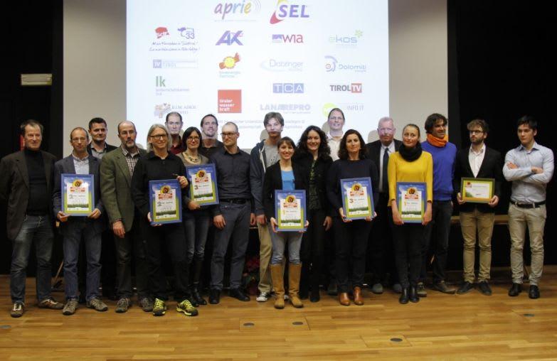 premio ambiente euregio 2014