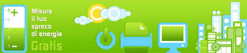 audit gratuito per risparmiare energia in ufficio