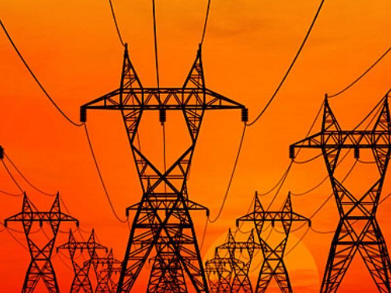record consumi di elettricità