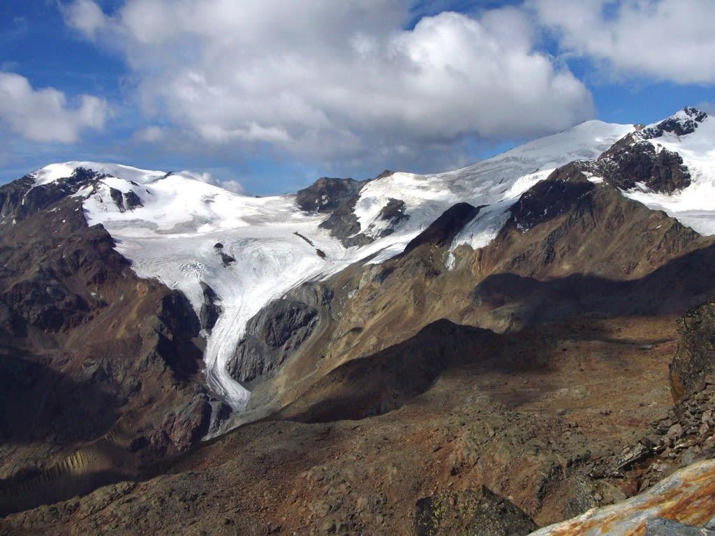 nuovo catasto dei ghiacciai italiani
