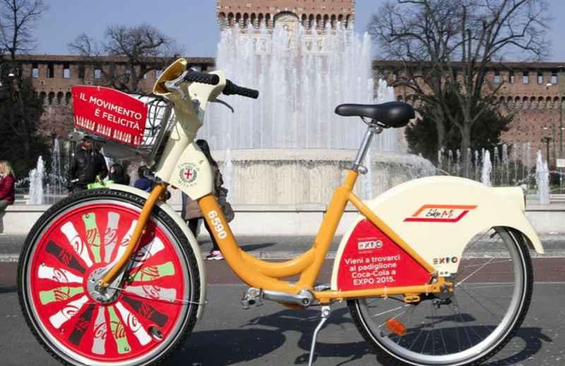 bikemi bike sharing