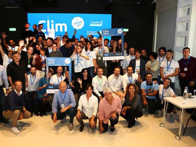climathon 2019 - vincitori milano