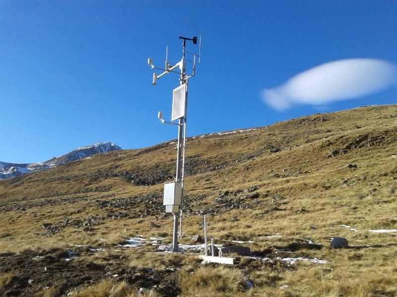 nuove stazioni meteorologiche in alto adige