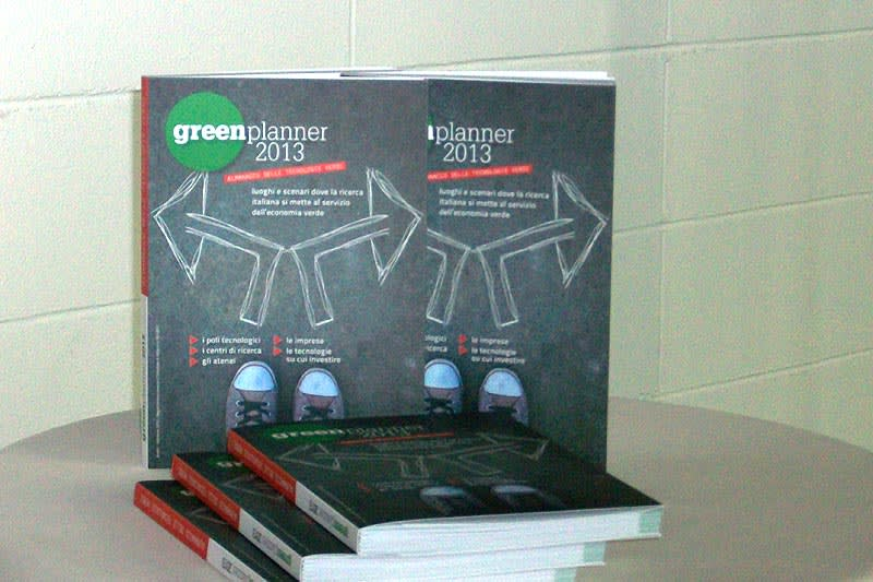 Buy now your Green Planner 2014 at 15€ instead of 20€