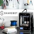 stampanti 3d sharebot