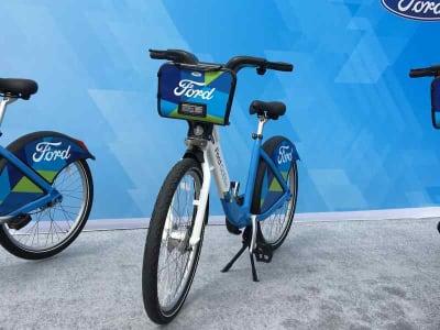 bike sharing ford