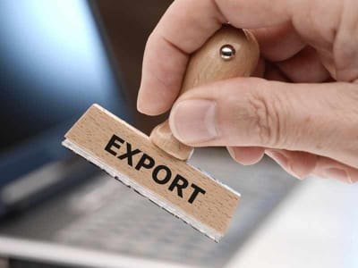 export agroalimentare