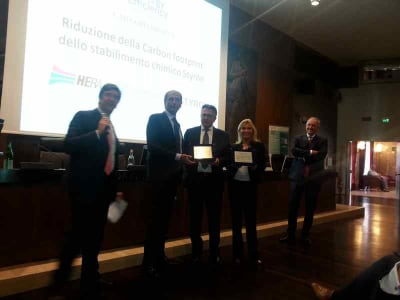 energy efficiency award premiata hera