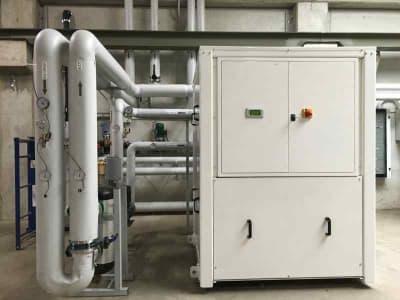 sistemi di riscaldamento tina
