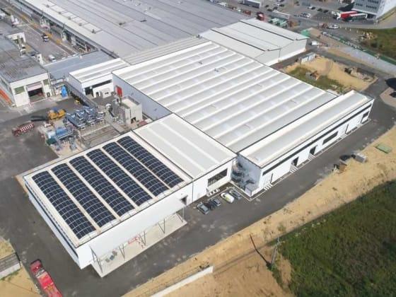 inaugurazione impianto Essity ad Altopascio
