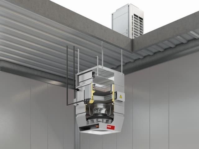 Riqualificare impianto in azienda