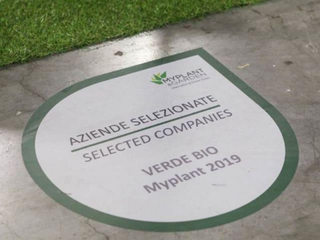 il verde bio - myplant 2020