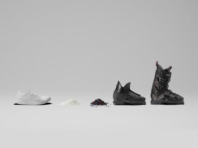 salomon scarpe riciclabili