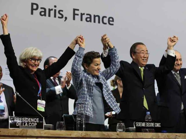 accordo di parigi - cop 21