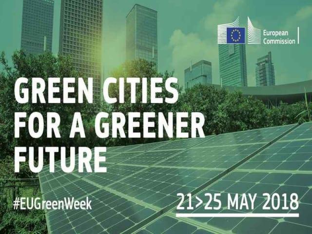città verdi - green week