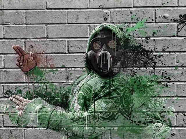 inquinamento dell'aria