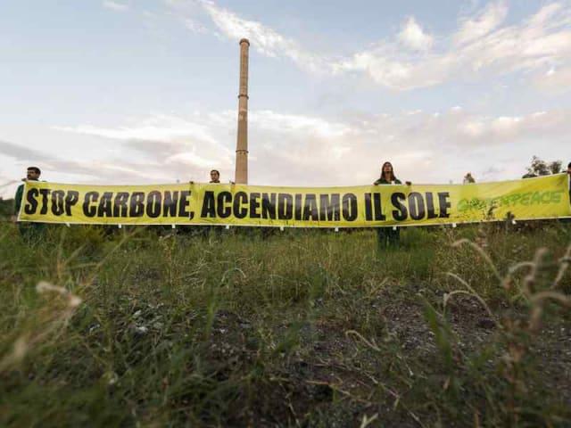 greenpeace stop al carbone