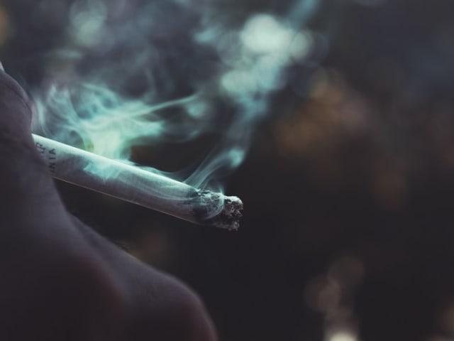 stop alle sigarette