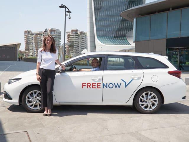 free now - mobilità condivisa