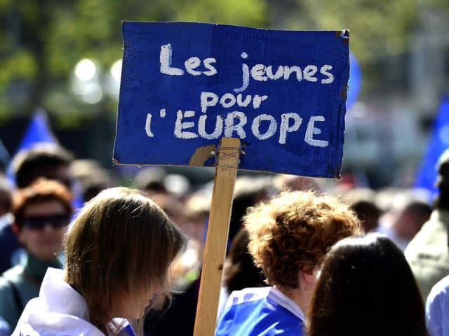 Youth for Europe