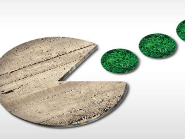 consumo di suolo in italia