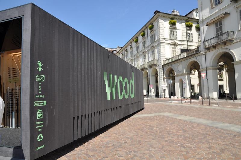 WoodDays, il legno per costruire le città verdi del futuro