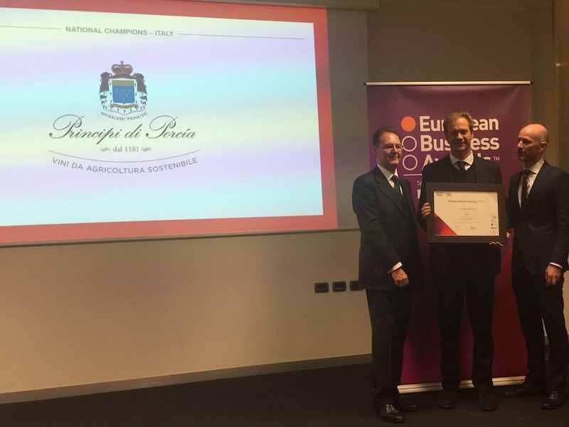 european award premia principi di porcia
