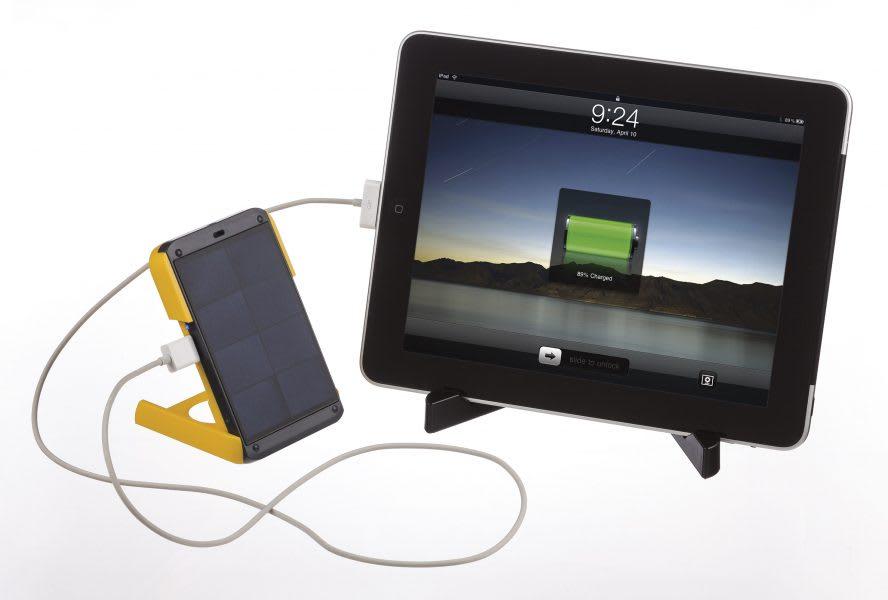 Quanta energia consuma un iPad?