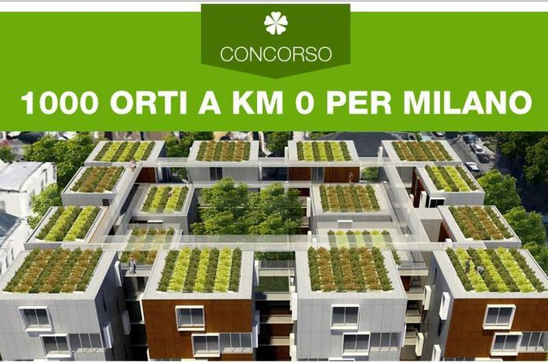 1000 orti a Km 0 per Milano