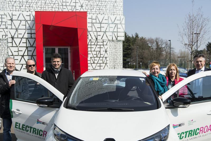 Electric Road al traguardo con oltre 38.000 km percorsi