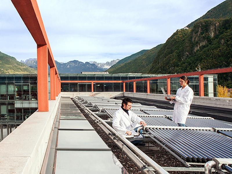 A Bolzano si studia il teleriscaldamento del futuro