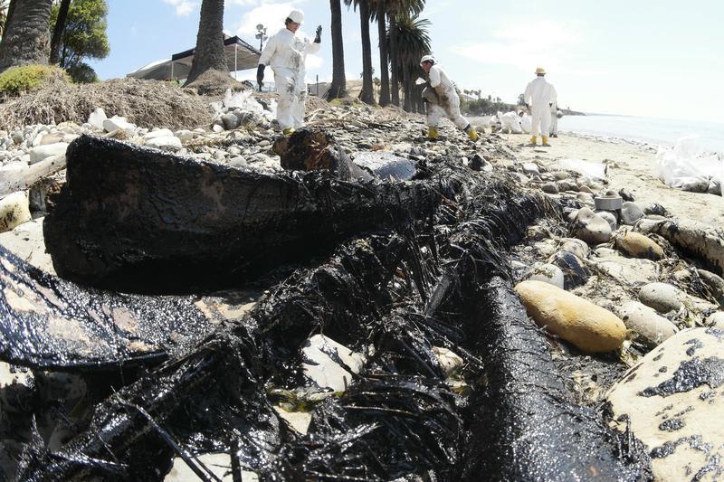 Disastro ambientale in California, colpa della dipendenza dal petrolio