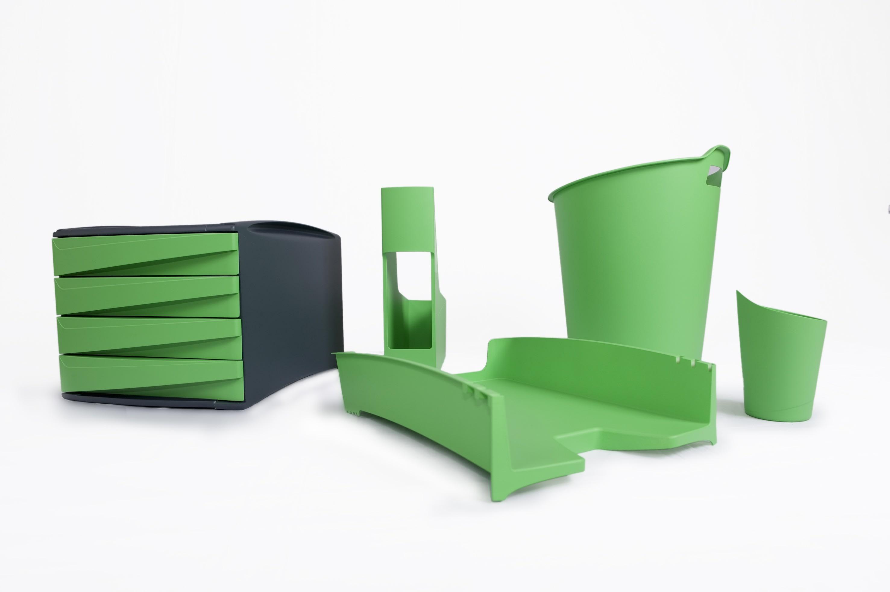 Green2Desk accessori per ufficio sviluppati rispettando l'ambiente