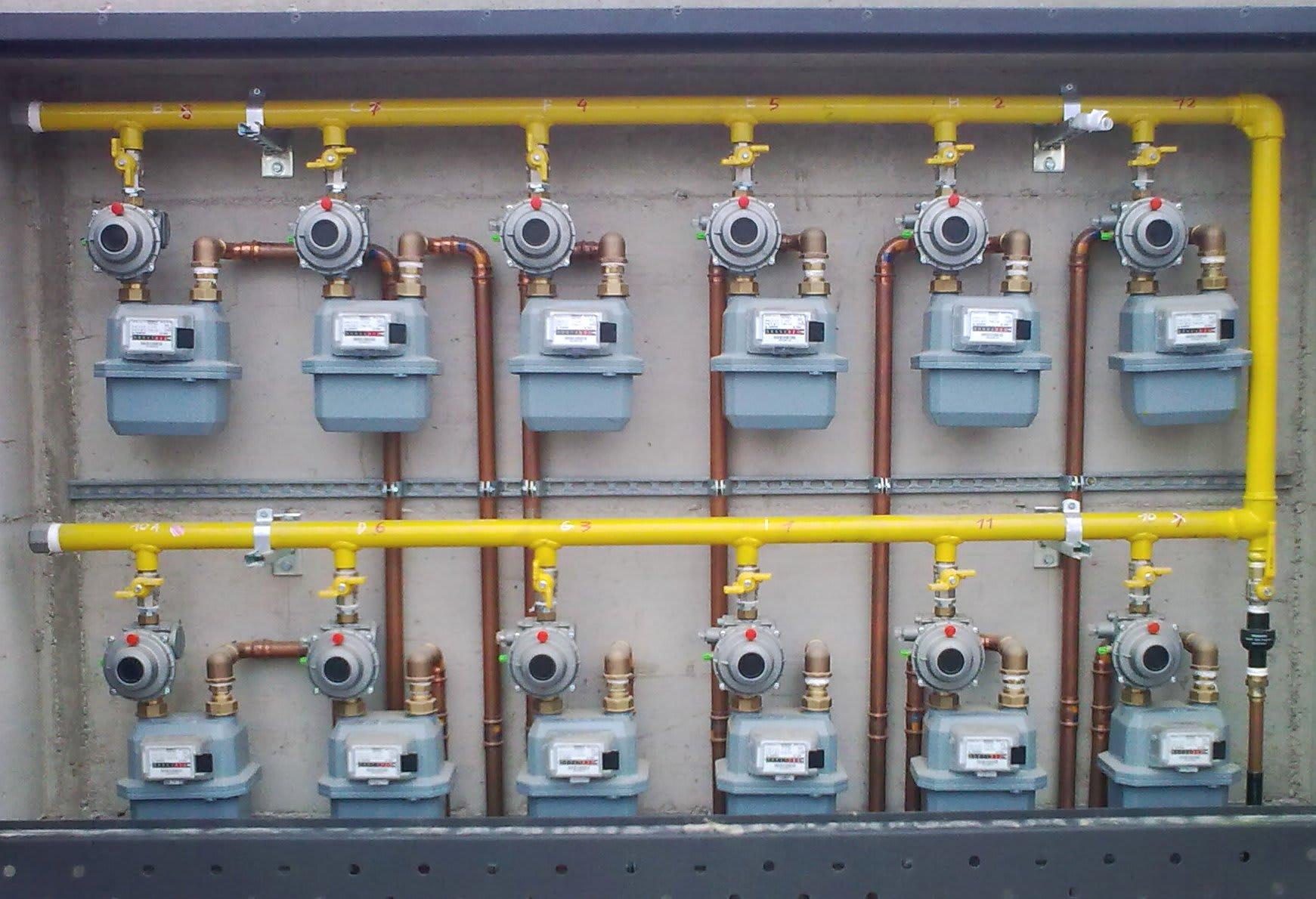 Controlli periodici contatori e convertitori di gas naturale