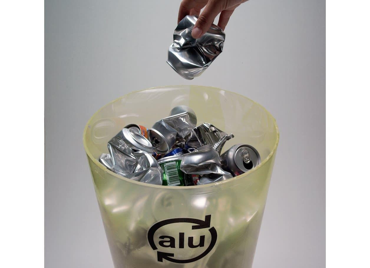 Raccolta differenziata dell'alluminio, premiati i comuni virtuosi
