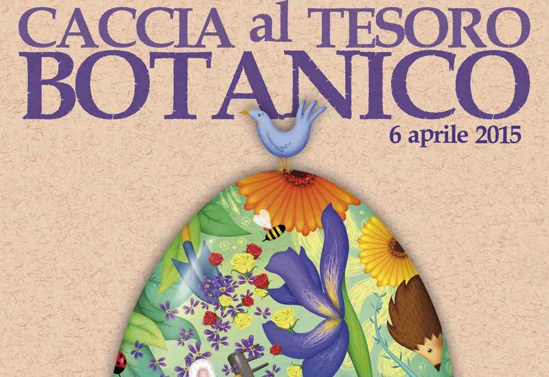 A Pasquetta Caccia al Tesoro Botanico nei giardini italiani