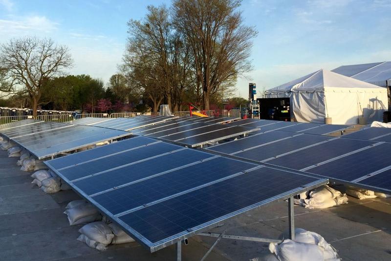 Building Energy dà energia al Global Citizen 2015 Earth Day