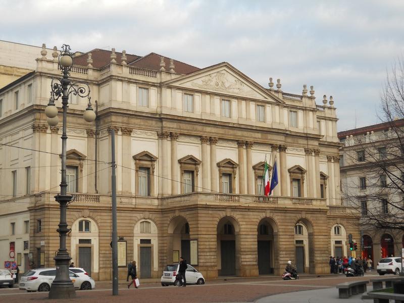 efficienza energetica alla Scala di Milano