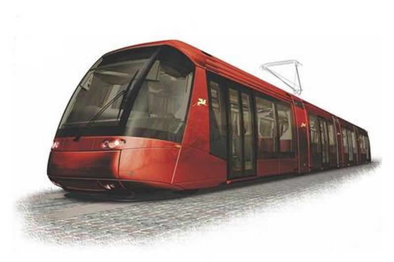 In Cina si inaugura il primo tram a idrogeno