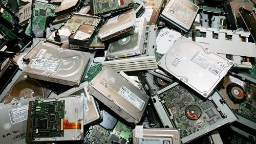 rifiuti elettronici raee