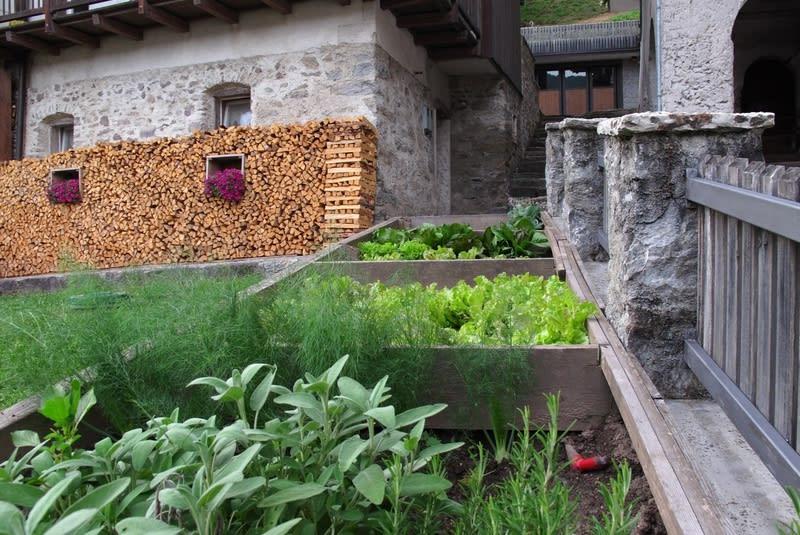 Gli orti giardino di Mezzano, uno ogni 4 abitanti