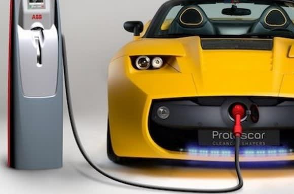 accumulatori auto elettriche