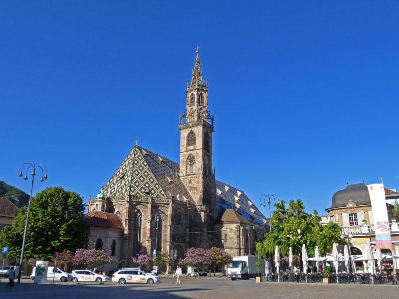 Duomo di Bolzano: riscaldamento a energia pulita grazie al pellet