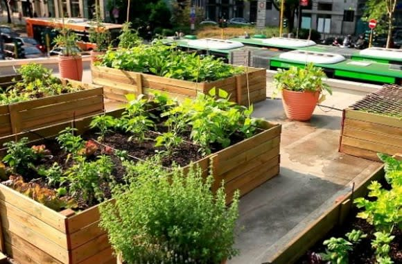 Habitami, efficienza energetica e orti sul tetto
