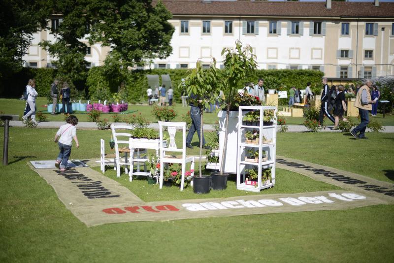 Il Festival degli orti a Monza ponte verso Expo