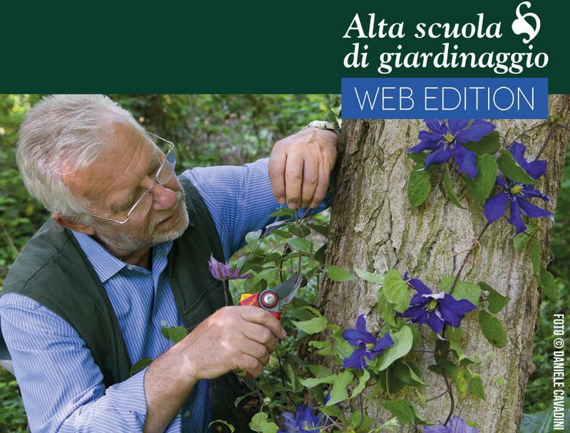 Alta scuola di giardinaggio in versione Web Edition