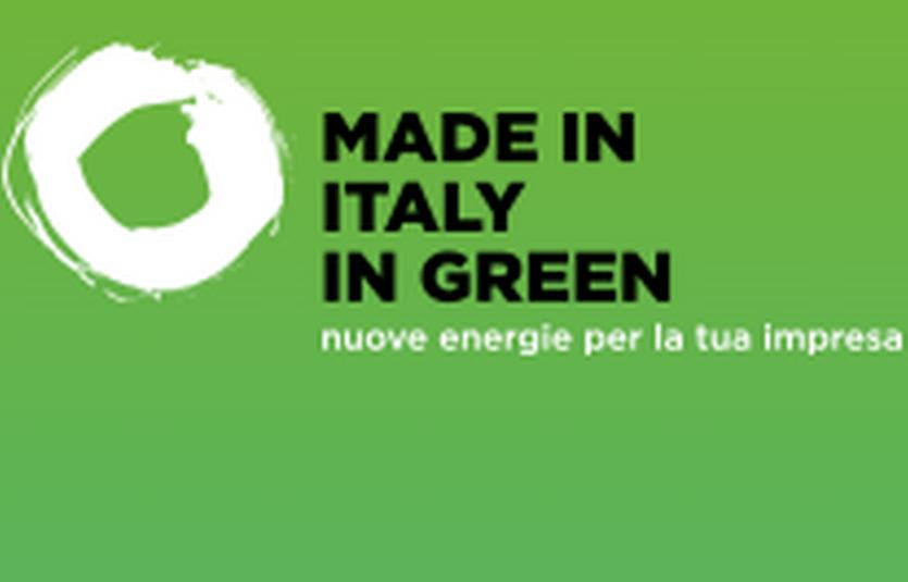 made in itatly in green