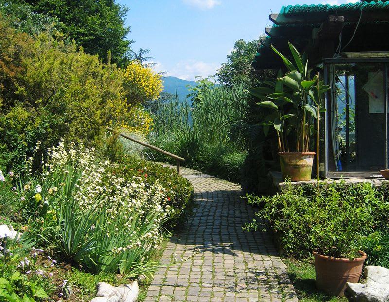L'Orto botanico di Bergamo diventa aula didattica all'aperto